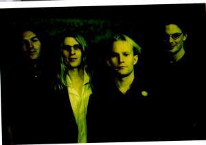 Benjamin, Jakob, Niklas och Phillip dec 2000.