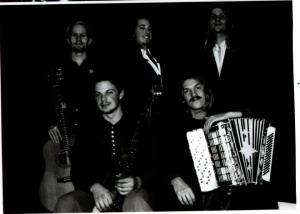 Ransta Trädgård hösten 1996.