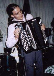 Benjamin Fogelqvist i Granada 2001.