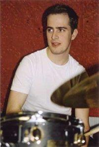Daniel Bergström 2003.