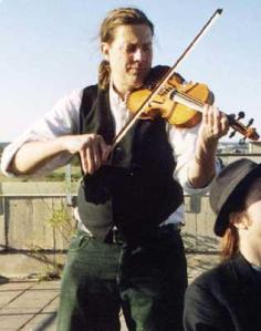 Kirk Chilton våren 1998.