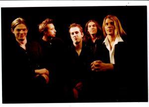 Ransta Trädgård 2002 (Phillip Bastin, Johan Pahnke, Daniel Bergström, Benjamin Fogelqvist och Jakob Fogelqvist).