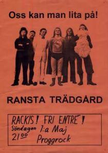 Första affischen